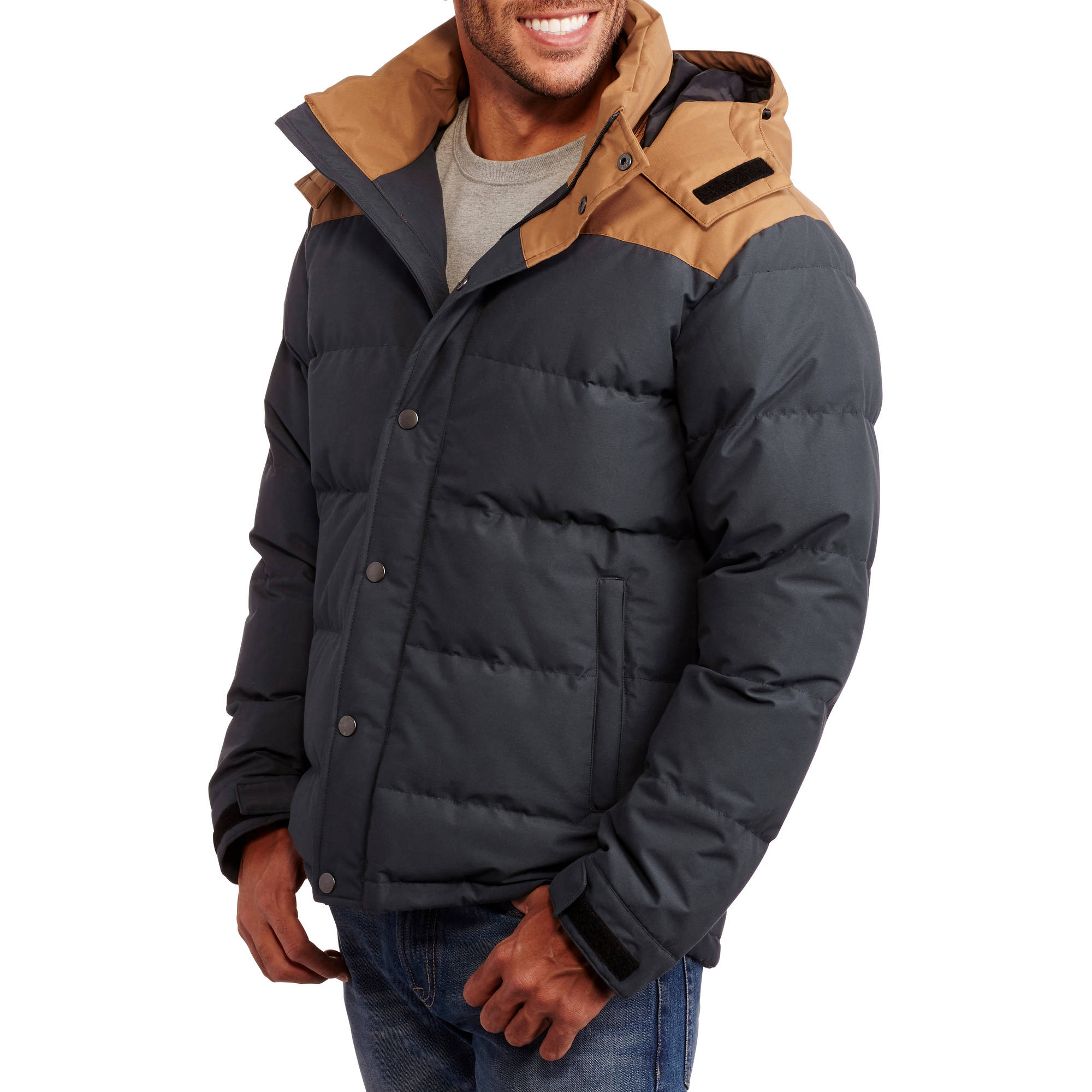 Big Men's Tundra Heavy Down Fill Jacket