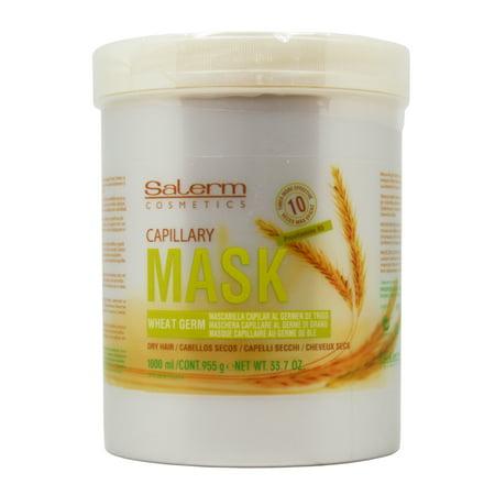 Salerm Mascarilla Capilar Wheat Germ Conditioning Treatment Mask