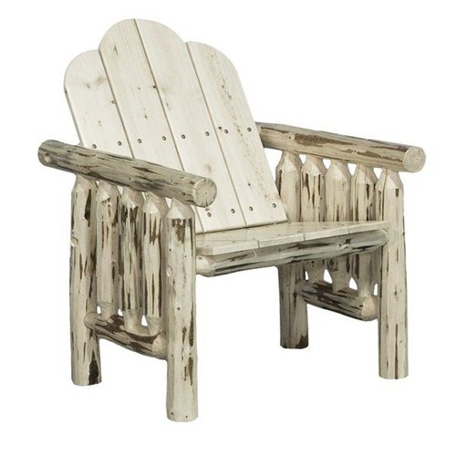 Montana Woodworks MWDCV Montana Deck Chair
