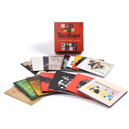 The Studio Albums 1969-1983 (CD)