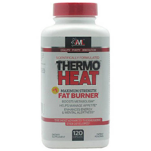 Image of Advanced Molecular Labs Thermo Heat Capsules, 120 CT