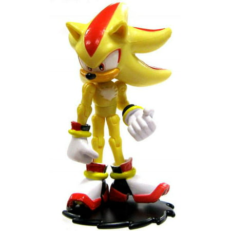 Sonic The Hedgehog Shadow 3.5 Action Figure [Super Loose] ()