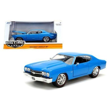 Chevrolet Chevelle Carpet - JADA 1:24 W/B BIG TIME MUSCLE - 1970 CHEVROLET CHEVELLE SS (MJ EXCLUSIVE) 97828-MJ