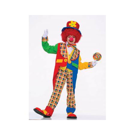 CHCO-CLOWN ON THE TOWN-SMALL - Clone Costumes For Kids