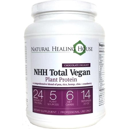 Nhh Total Vegan Chocolate Delight Protein Shake By Natural Healing House