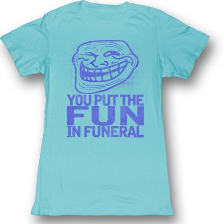 U Mad  You Mad Bro  Meme Gif Trending You Put The Fun In Funeral Juniors T Shirt