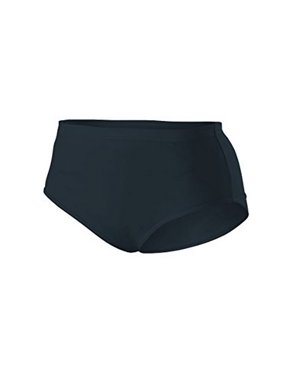 Alleson Girls Cheer Briefs, Black, Small