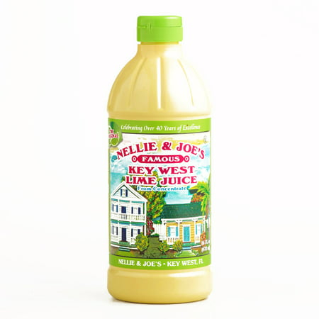 N&J Key Lime Juice 16 oz each (1 Item Per Order, not per
