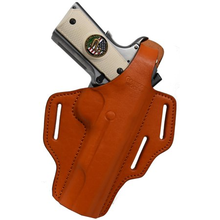 Hand 1911 Leather - Garrison Grip Tan Italian Leather Tactical Holster For All Standard 1911 Models