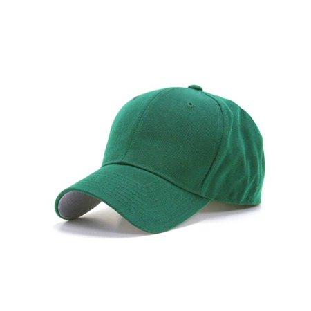 Magic - 12 Baseball Caps Wholesale- Kelly Green - Walmart.com 28e544ed5d6