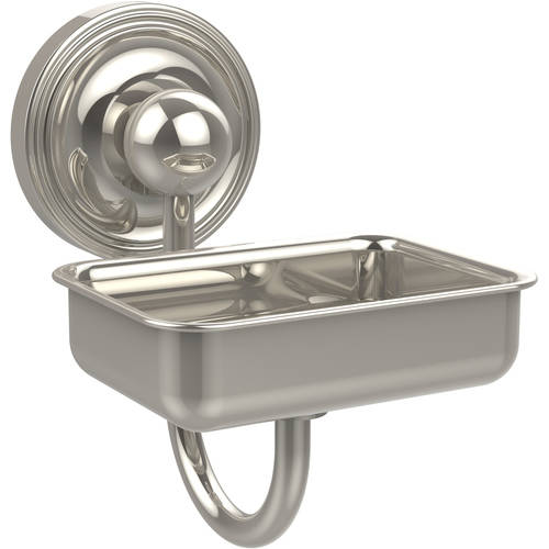 Prestige Regal Collection Wall-Mounted Soap Dish (Build to Order)