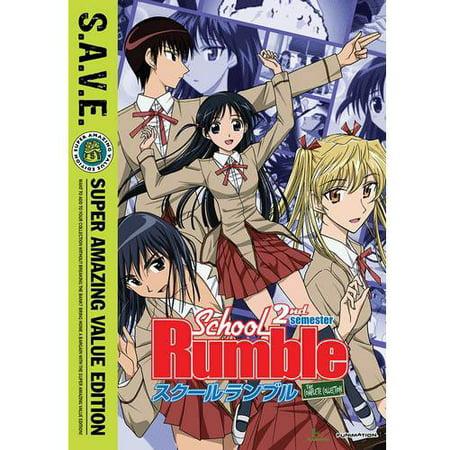School Rumble  Season 2  S A V E