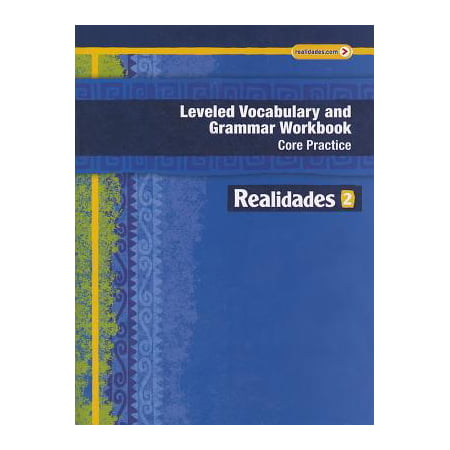 Leveled Vocabulary and Grammar Workbook: Guided Practice (Leveled Vocabulary And Grammar Workbook Guided Practice)
