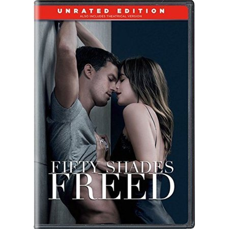 Fifty Shades Freed (Unrated) ( (DVD)) for $<!---->
