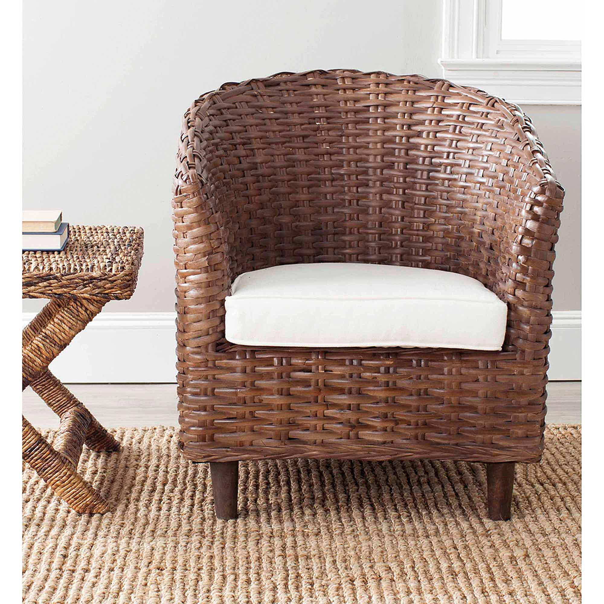 Safavieh Omni Barrel Chair, Multiple Colors