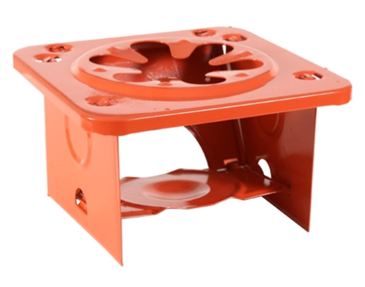 Single Burner Folding Sterno Fuel Stove by Rothco