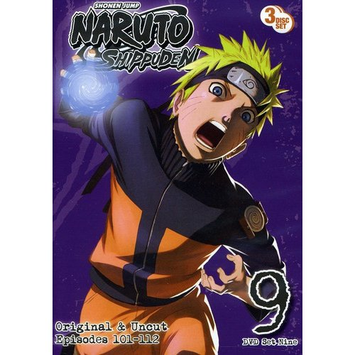 Naruto: Shippuden - Box Set 9 (Widescreen)