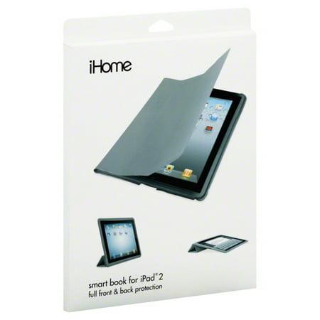 Phenomenal Ihome Smart Book For Ipad 2 Grey Ih Ip1103G Download Free Architecture Designs Rallybritishbridgeorg