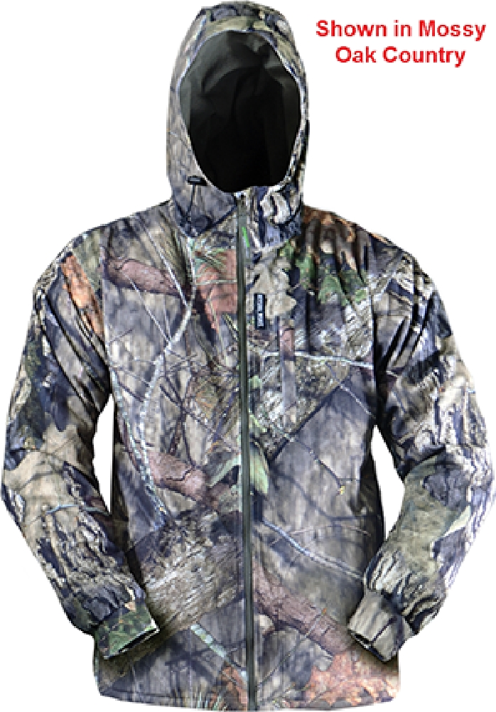 Rivers West Apparel Adirondack Jacket Midweight Fleece Realtree Xtra Camo M by RIVERS WEST APPAREL INC
