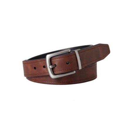 Reversible Kids Belt (Parker Reversible Leather Belt)