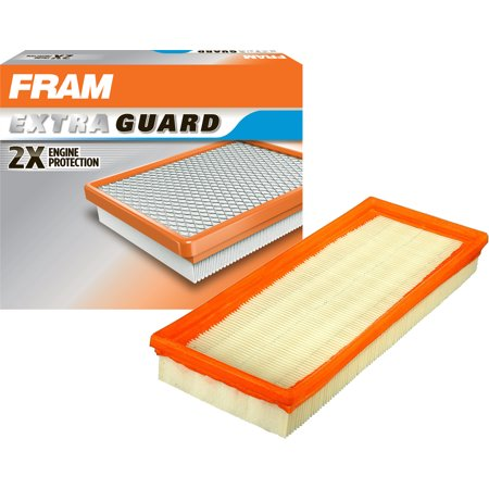 FRAM Extra Guard Air Filter, CA3373 for Select Audi, Jeep, Volkswagen and Volvo Vehicles
