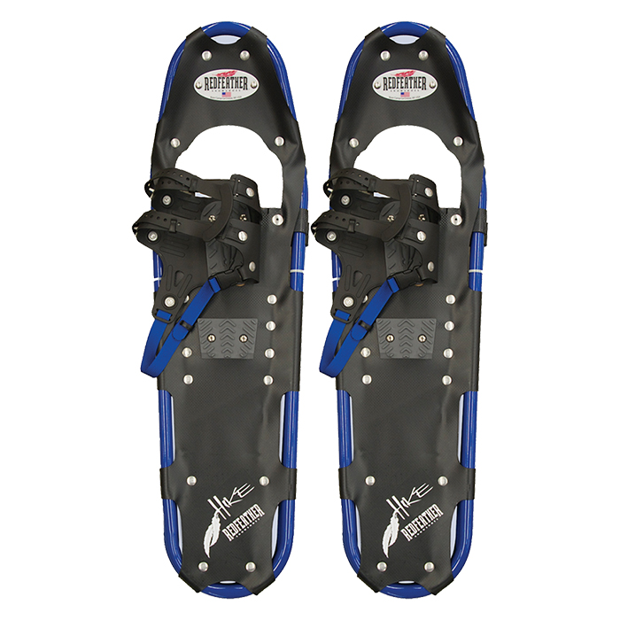 Redfeather Hike Control Bindings Snowshoe (Red, 36) Redfeather by Redfeather