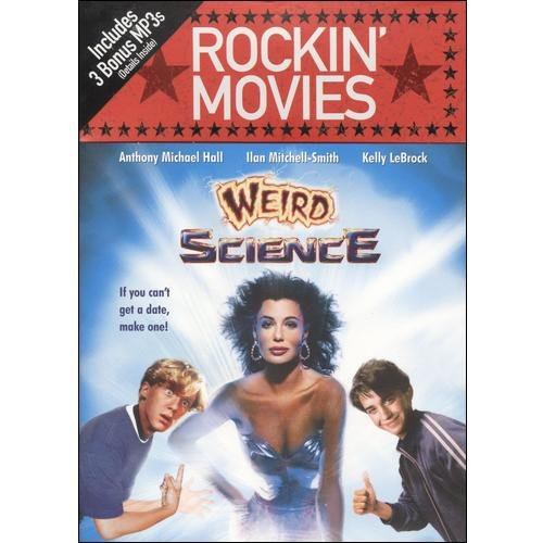Weird Science (With MP3 Download) (Widescreen)