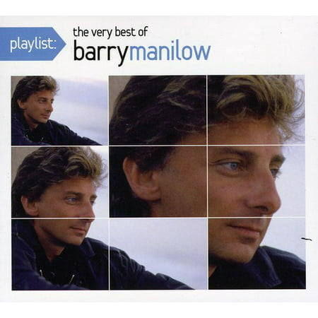 Barry Manilow - Playlist: The Very Best of Barry Manilow (CD)