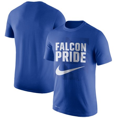 Air Force Falcons Nike Legend Franchise Performance T-Shirt - Royal