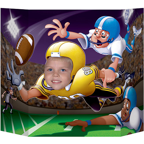 Football Photo Prop PRPFBP
