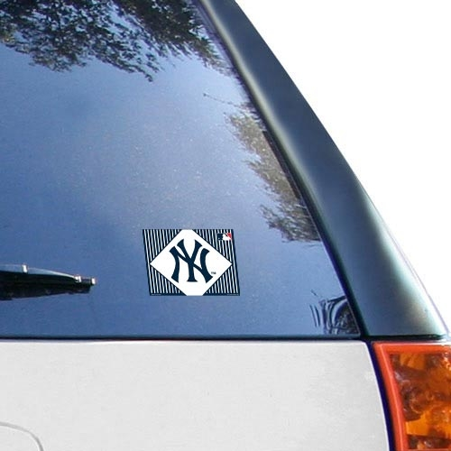 """New York Yankees WinCraft 5"""" x 6"""" Multi-Use Decal - No Size"""