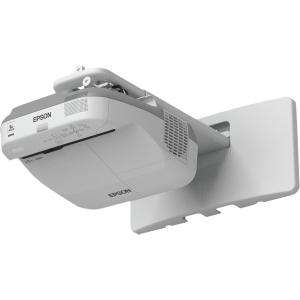Epson PowerLite 580 XGA 3200 Lumen 3LCD Projector for Smart