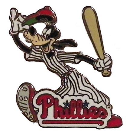 Philadelphia Phillies Goofy Welcoming Pin