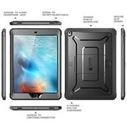 Supcase Apple iPad 9.7 Case 2018/2017,Heavy Duty [Unicorn Beetle PRO Series] Full-body Rugged Protective Case