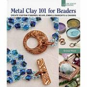 Lark Books-Metal Clay 101 For Beaders, Pk 1, Lark Books