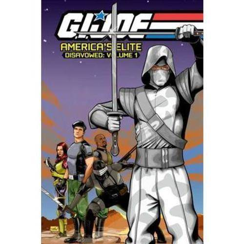 G.I. Joe, America's Elite Disavowed 1