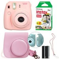 Fujifilm Instax Mini 8 Instant Film Camera Kit (Pink)