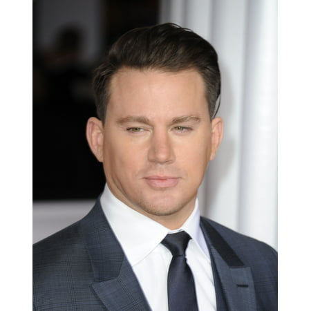 Channing Tatum At Arrivals For Hail Caesar Premiere Regency Westwood Village Theatre Los Angeles Ca February 1 2016 Photo By Dee Cerconeeverett Collection Photo Print