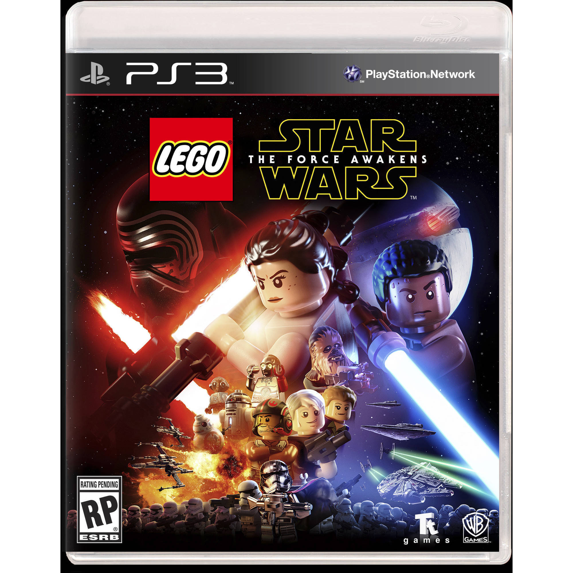 LEGO Star Wars Force Awakens - Walmart Exclusive (PS3)