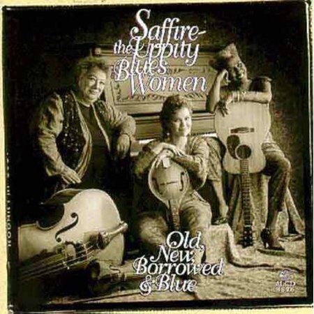 Old New Borrowed & Blue (CD)