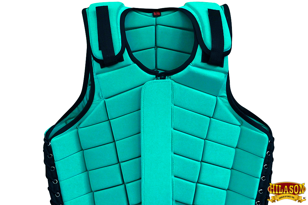 HILASON Adult Safety Horse Riding Equestrian Eventer Protector Vest