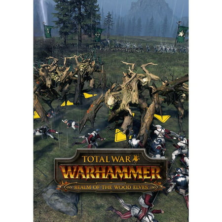 Total War : WARHAMMER - The Realm of the Wood Elves DLC, Sega, PC, [Digital Download], 685650098548
