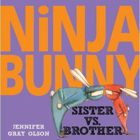 Ninja Bunny: Sister vs. Brother ()