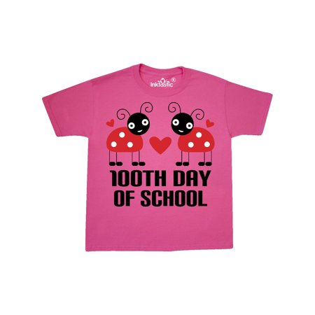 100th Day Of School 100 Days Youth T-Shirt (100th Day)