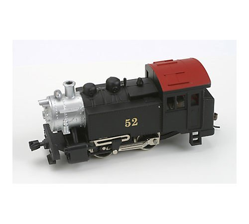 Model Power HO 0-4-0 Tank, Black #52