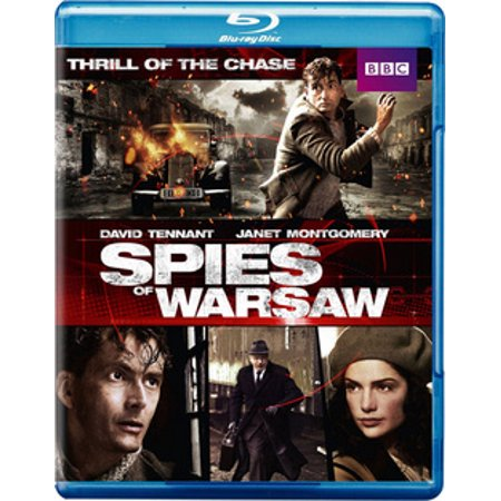 Spies of Warsaw (Blu-ray) (Montgomery Burns)