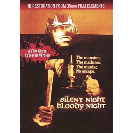 Silent Night, Bloody Night (DVD)