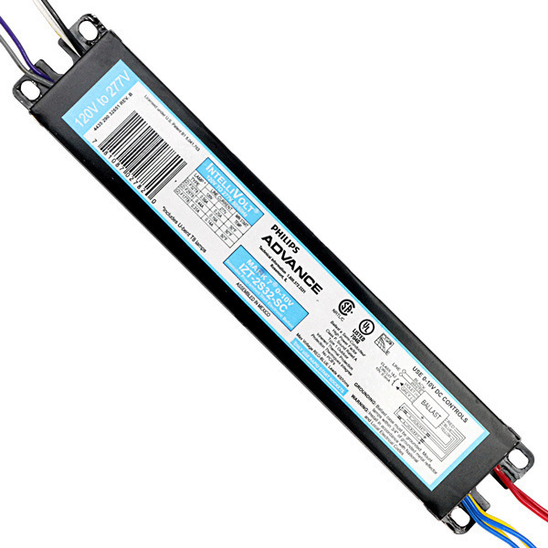 Advance Mark 7 0-10V IZT-2S32-SC - (2) Lamp - F32T8 - 120/277 Volt - Programmed Start - 1.0 Ballast Factor - Dimming