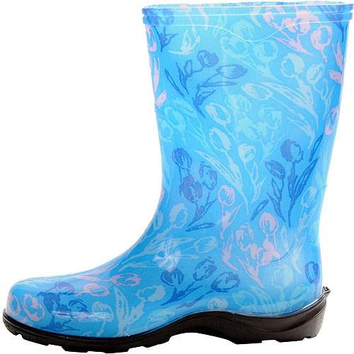 Sloggers Womens Rain Garden Boots Walmartcom