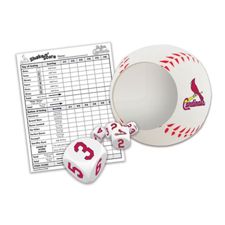 Mlb St  Louis Cardinals Shake N Score